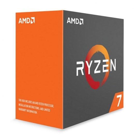Procesador AMD Ryzen 7 2700 4.1 Ghz
