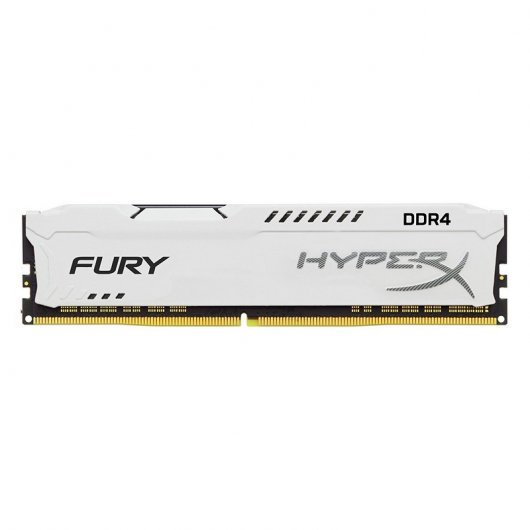 Kingston HyperX Fury White DDR4 3200MHZ 8GB CL18