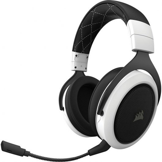 Corsair HS70 Auriculares Wireless Gaming Blancos