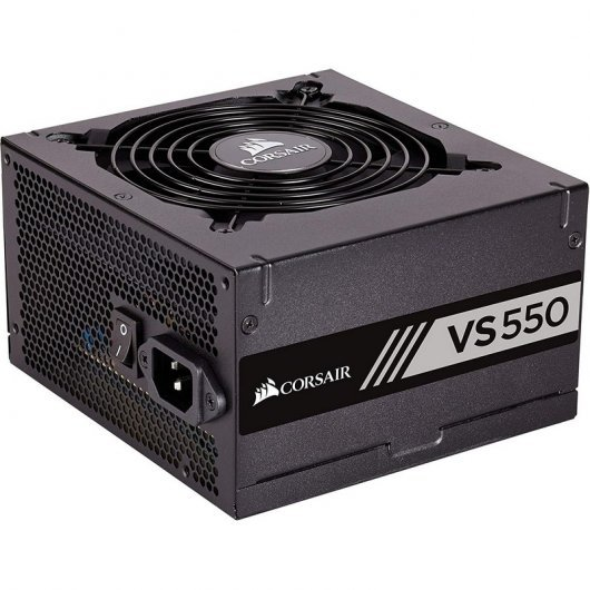Corsair VS550 550W 80 Plus White