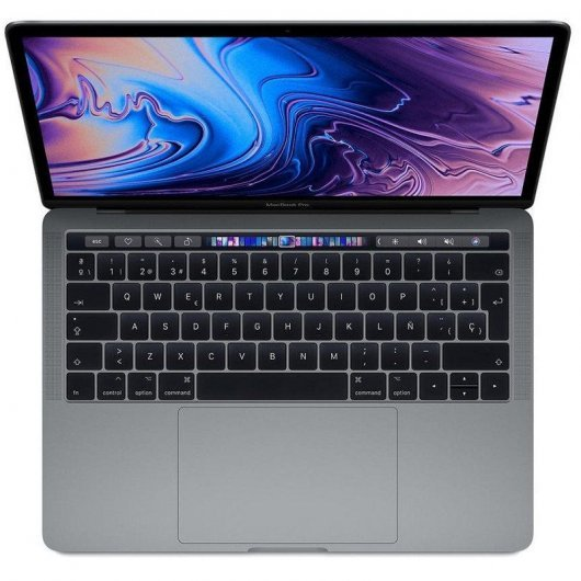 "Apple MacBook Pro Intel Core i5/8GB/512GB SSD/13"" Gris Espacial"