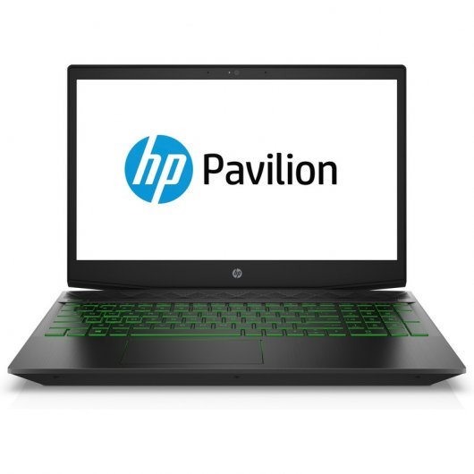"HP Pavilion Gaming 15-CX0053NS Intel Core i5-8300H/8GB/1TB/GTX 1050Ti/15.6"" Reacondicionado"