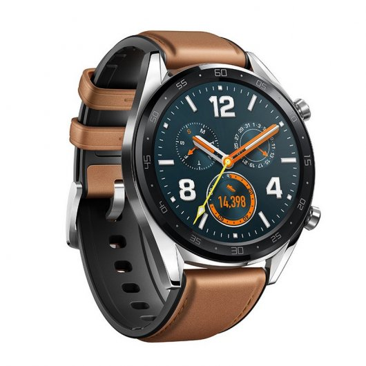 Huawei Watch GT Fashion Smartwatch Marrón