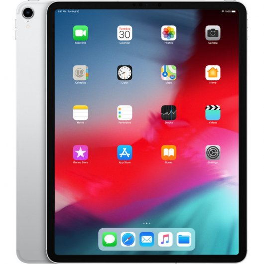 "Apple iPad Pro 2018 12,9"" 256Gb Wifi+4G Plata"