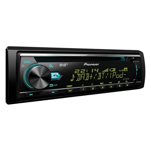 Pioneer DEH-X7800DAB Autoradio CD/Bluetooth/USB/DAB/DAB+/Spotify/iOS/Android