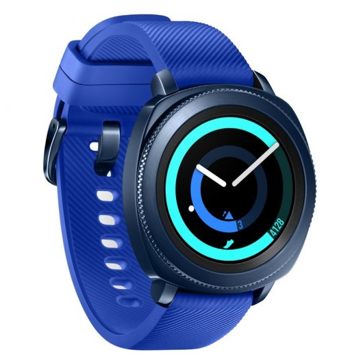 Samsung Gear Sport Azul Reacondicionado