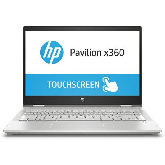 "HP Pavilion x360 14-CD0013NS Intel Core i7-8550U/8GB/256GB SSD/MX130/14"" Táctil Reacondicionado"