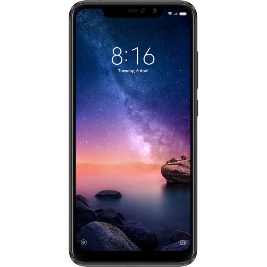 Xiaomi Redmi Note 6 Pro 4/64Gb Negro Libre Reacondicionado