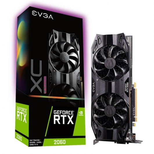 EVGA GeForce RTX 2060 XC Ultra Gaming 6GB GDDR6