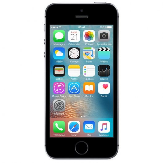 Apple iPhone SE 64Gb CKP Refurbished Gris Espacial Libre