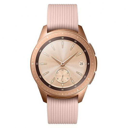 Samsung Galaxy Watch 42mm 4G Rosa/Oro