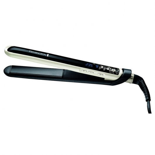 Remington Pearl Plancha de Pelo Advanced Ceramic Ultimate Coating con Real Pearl