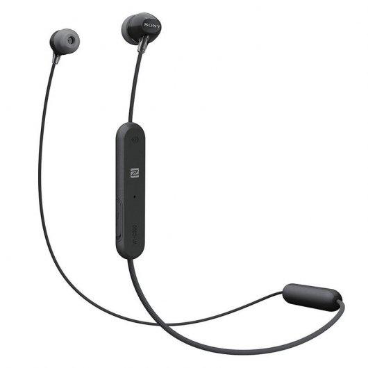 Sony WI-C300 Auriculares Inalámbricos Bluetooth Negro
