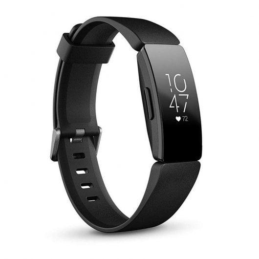 Fitbit Inspire HR Pulsera de Actividad Negra