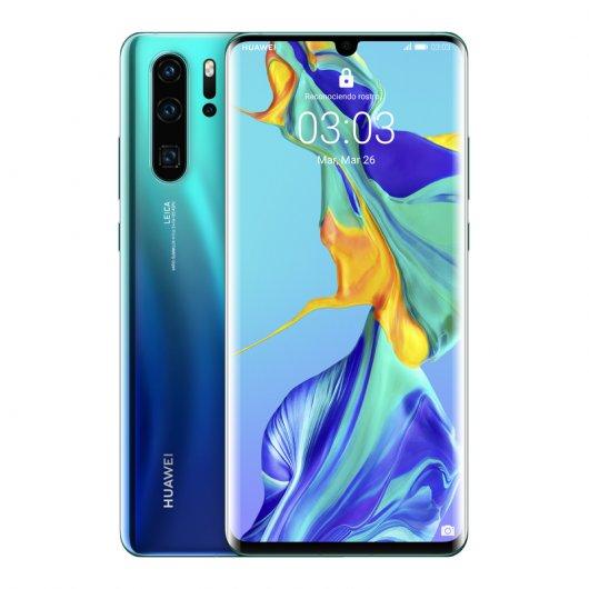 Huawei P30 Pro 8/256GB Aurora Libre