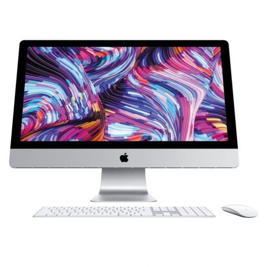 """Apple iMac i5 3GHz/8GB/1TB Fusion/Radeon Pro 560X 4GB/21.5"""" 4K Retina"""