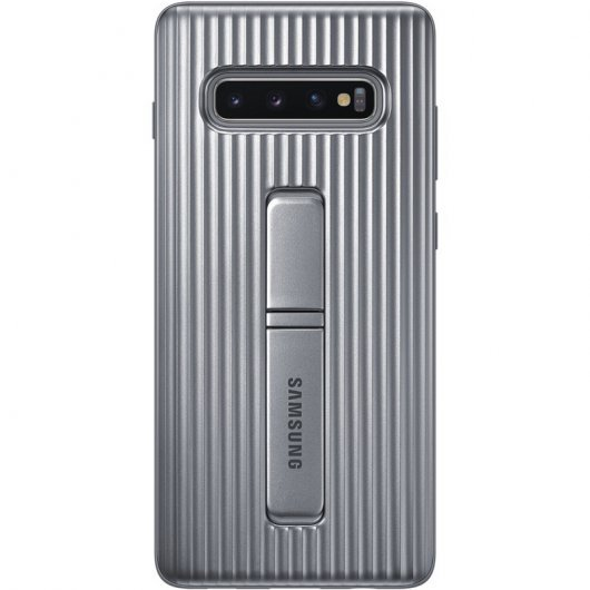 Samsung Protective Cover Gris para Samsung Galaxy S10 Plus