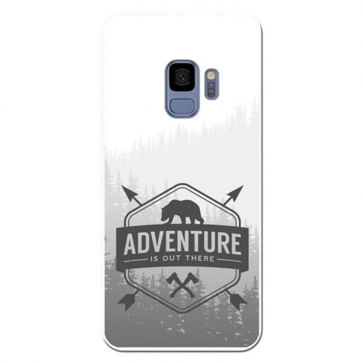 Be Unique Funda Gel Adventure para Samsung Galaxy S9