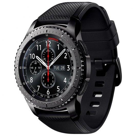 Samsung Gear S3 Frontier Smartwatch Gris Importación EU Reacondicionado