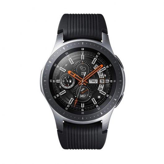 Samsung Galaxy Watch S4 46mm Plata Versión Importada EU Reacondicionado