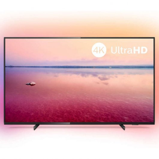 "Philips LED 50"" UltraHD 4K"