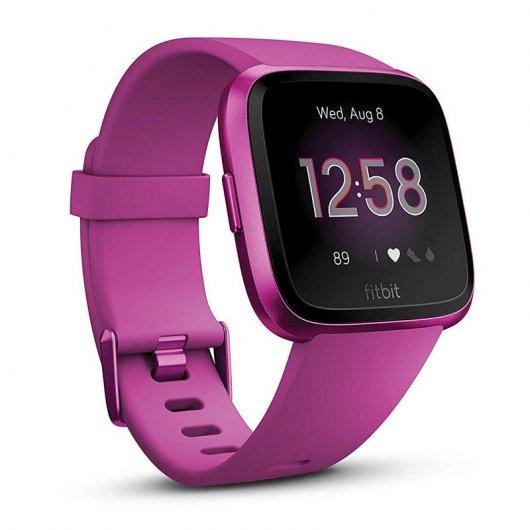 Fitbit Versa Lite Pulsera de Actividad Morada Reacondicionado