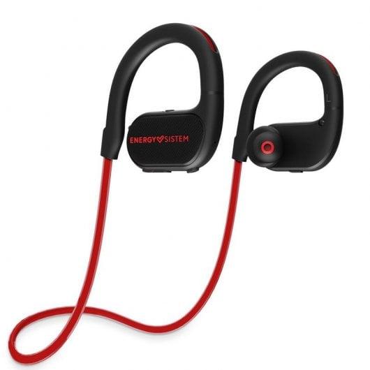 Energy Sistem BT Running 2 Auriculares Bluetooth Rojo Neón