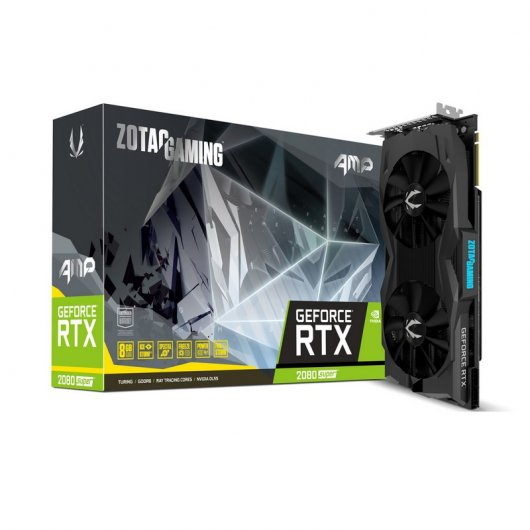 Zotac GeForce RTX 2080 Super AMP 8GB GDDR6