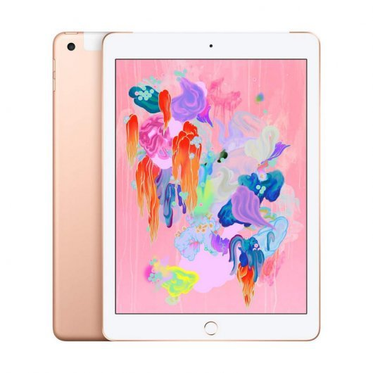 "Apple iPad 2019 10.2"" 32GB Wifi Dorado en PcComponentes"