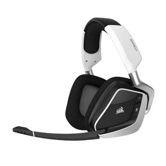 Corsair Void Elite Wireless Auriculares Gaming Inalámbricos 7.1 Blancos