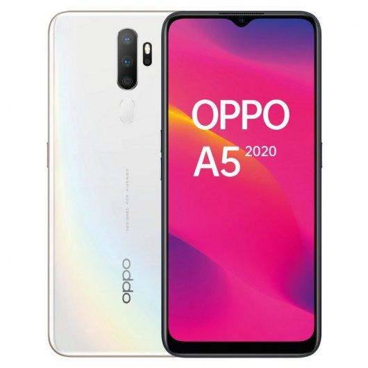 Oppo A5 2020 3/64GB Dazzling White Libre