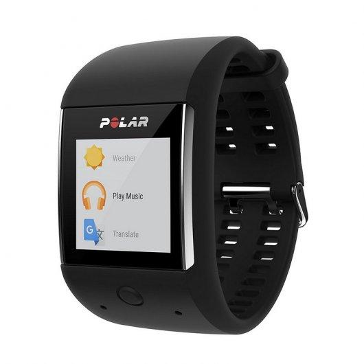 Polar M600 Reloj Deportivo SmartWatch Negro Reacondicionado