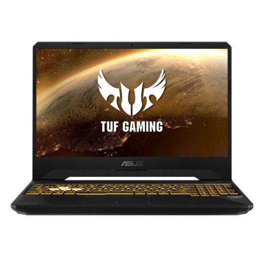 """Asus TUF Gaming FX505GT-BQ024 Intel Core i7-9750H/16GB/1TB+256GB SSD/GTX 1650/15.6"""" Reacondicionado"""