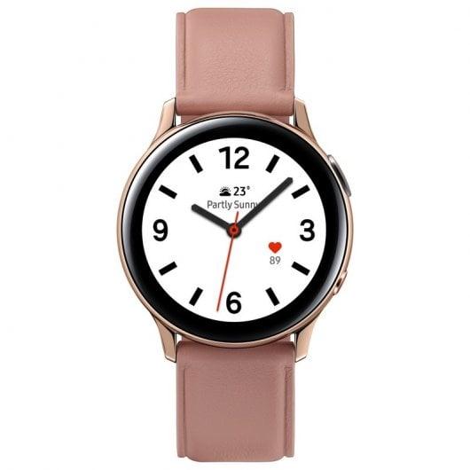 Samsung Galaxy Watch Active2 LTE 40mm Acero Oro Rosa