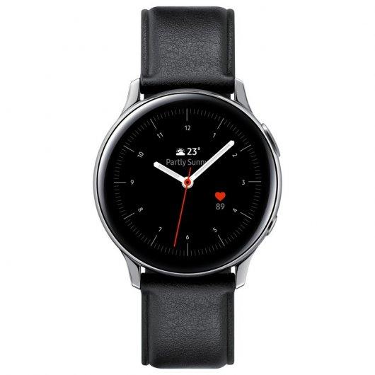 Samsung Galaxy Watch Active2 LTE 40mm Acero Plateado