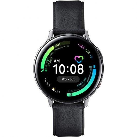 Samsung Galaxy Watch Active2 LTE 44mm Acero Plateado