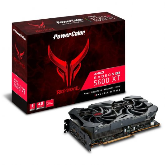 PowerColor Red Devil RX 5600 XT 6GB GDDR6