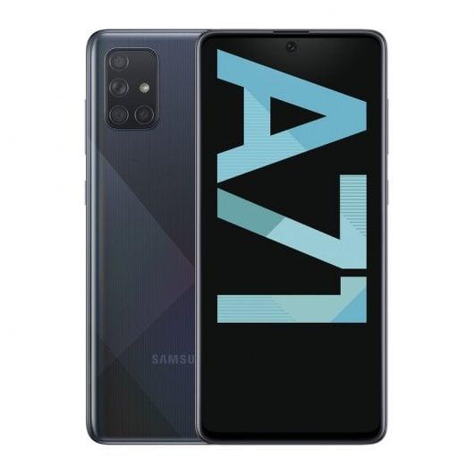 Samsung Galaxy A71 6/128GB Prism Crush Black