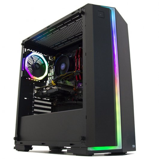 PcCom Silver AMD Ryzen 5