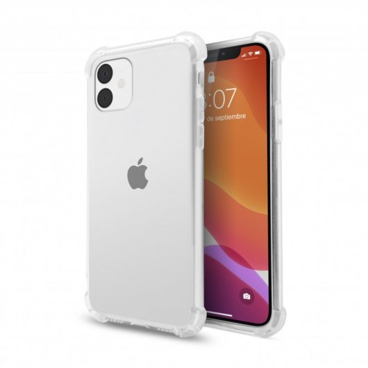 Nueboo Funda Gel TPU Shockproof Transparente para iPhone 11