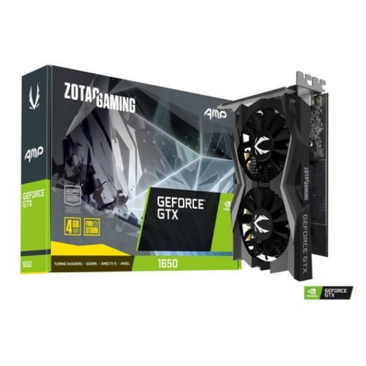 Zotac GAMING GeForce GTX 1650 AMP 4GB GDDR6