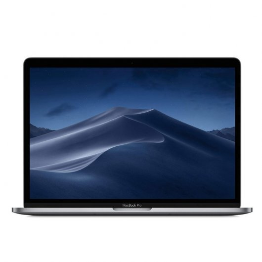 "Apple MacBook Pro Intel Core i5 2.4GHz/8GB/512GB SSD/13.3"" Gris Espacial Reacondicionado"