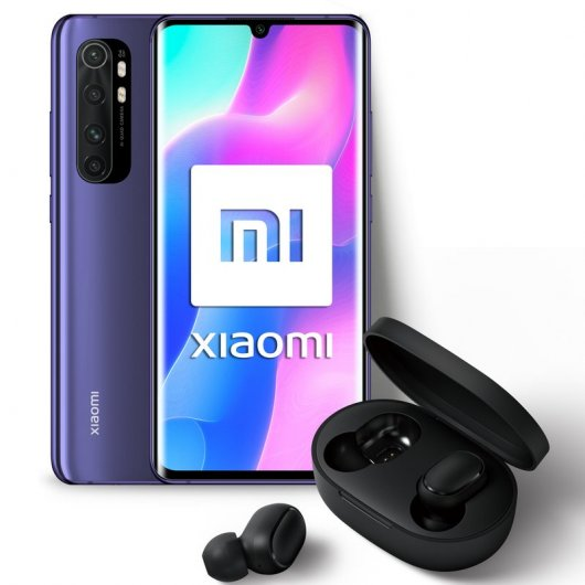 Xiaomi Mi note 10 Lite 128 purple
