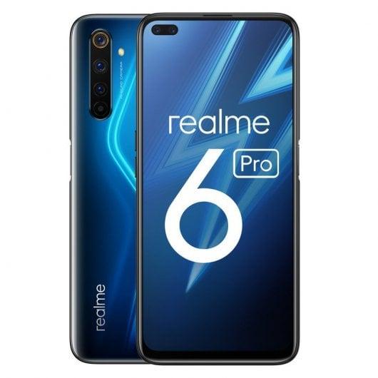 realme 6 Pro 6/128GB Lightning Blue Libre