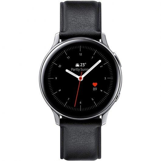 Samsung Galaxy Watch Active2 Bluetooth 44mm Acero Plateado Reacondicionado