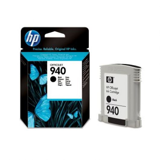 HP 940 Cartucho Tinta Original Negro