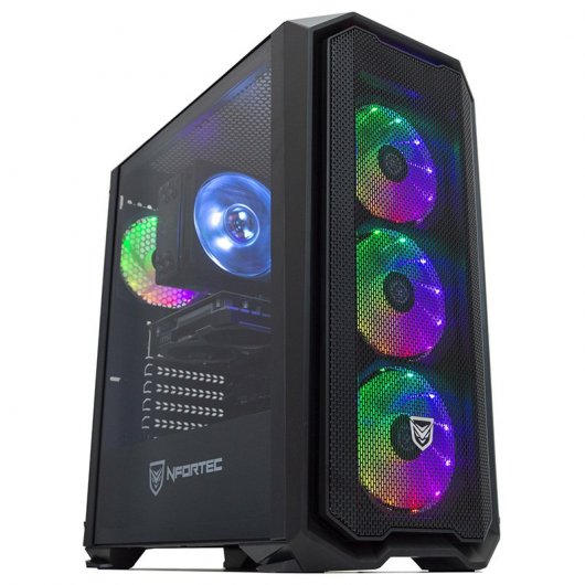 PcCom Silver AMD Ryzen 5 3600/16GB/480GBSS+1TB/GTX1660S