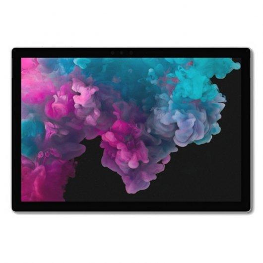 Microsoft Surface Pro 7 Intel Core i3-1005G1/4GB/128GB Platino