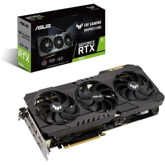 Asus TUF GeForce RTX 3080 10GB GDDR6X