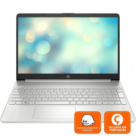 HP Pavilion 15s-eq1005np AMD Ryzen 3 3250U/12GB/256GB SSD/15,6'' (PT) Reacondicionado